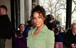 Rochelle Humes confirms This Morning role and says: I won't do anything naughty