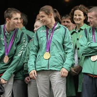 National treasure Katie Taylor a contrast to fellow Irish fighter Conor McGregor