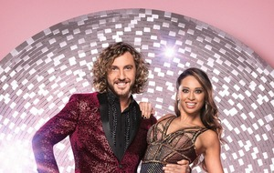 Seann Walsh and Katya Jones to shun romance with Quickstep in next dance