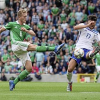 George Saville wants win in Dublin to reward Northern Ireland supporters