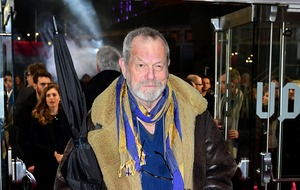 Terry Gilliam: Part of me wanted to give up during 30-year Don Quixote battle