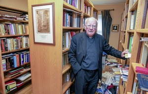 Monsignor Raymond Murray - a life dedicated to the rhyme of hope and history