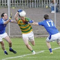 Cormac O'Hagan's lauds Coalisland's unbreakable spirit