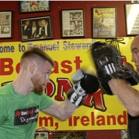 Irish contender James Tennyson is hoping everyone will know his name in Boston