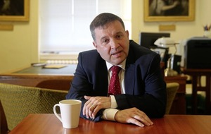 Robin Swann derides DUP for damaging unionism