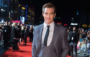 Chris Pine watched videos of Scottish rugby captain for Robert The Bruce role