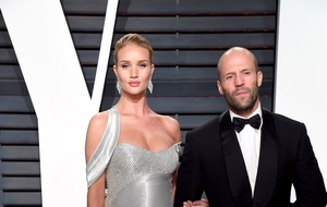 'Marriage not a huge priority' for Rosie Huntington-Whiteley and Jason Statham