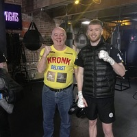 James Tennyson will be judge, jury and executioner on Saturday night predicts his coach Tony Dunlop