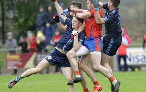 Killyclogher captain Emmet McFadden aiming to sweep aside Coalisland challenge