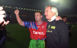 On This Day -  Oct 19 1993: Norwich stun German giants Bayern Munich in Uefa Cup clash at the Olympic Stadium