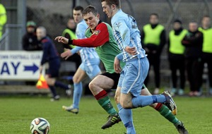 All change as Warrenpoint target maximum points at Cliftonville