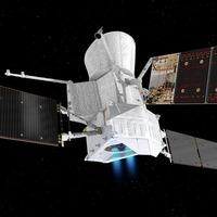 Electric impulse engines propel spacecraft to Mercury