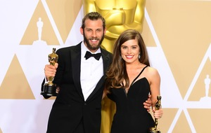 Rachel Shenton reveals she wed Chris Overton following their Oscar win