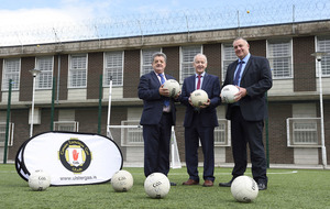 VIDEO WATCH: Maghaberry prisoners tackle Ulster GAA coaching skills course