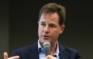 Ex-Lib Dem leader Sir Nick Clegg lands top role with Facebook