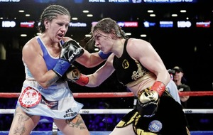 Katie Taylor prepares for tough challenge against out-gunning Serrano as Andrade tops the card at TD Garden, Boston