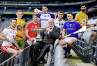 Damian Casey keen to make winning shinty debut for Ireland