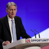 Chancellor gets Budget boost as borrowing falls to lowest level since 2007