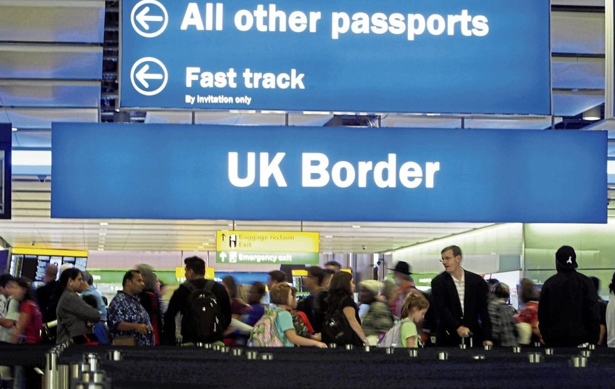 Brexit: Border Force jobs set for review after legal challenge