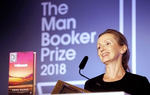 Belfast novelist Anna Burns sees Milkman sales soar after Man Booker win