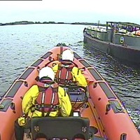 Three rescued after boat runs aground in Fermanagh