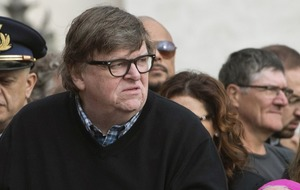 Michael Moore claims Donald Trump's The Apprentice could herald 'fascism in US'