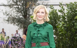 Cate Blanchett defends straight actors playing LGBT characters