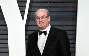 Salman Rushdie: My next novel will be very weird