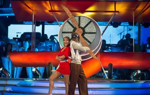Danny John-Jules scores first Strictly Come Dancing 10 of the series