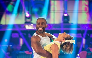 Charles Venn: Strictly Come Dancing training has put a glint in my wife's eye