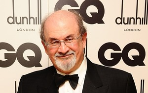 Sir Salman Rushdie: I don't have time for men bleating about having it tough