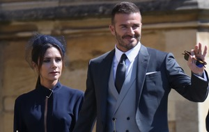 David Beckham explains why marriage to Victoria is 'hard work'