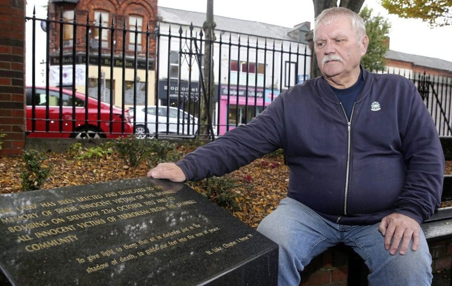 25 years after Shankill bombing: Even in darkest days compassion flowed across sectarian divide