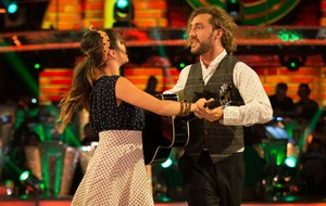Strictly continues to ride high in ratings after Seann Walsh controversy