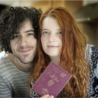 Citizenship row couple travel to London to gather support for visa application
