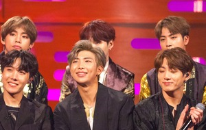 K-pop superstars BTS take home two gongs at BBC Radio 1 Teen Awards