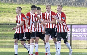 Derry City's Ally Roy: we want to finish season on high note
