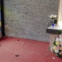 Stained glass window smashed in Co Tyrone church burglary