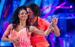 Seann Walsh avoids Strictly axe as Vick Hope departs dancefloor