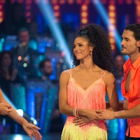 Strictly viewers claim Vick Hope was 'robbed' after DJ ousted from show