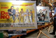 Rare haul of James Bond posters could fetch up to £28,000 at auction
