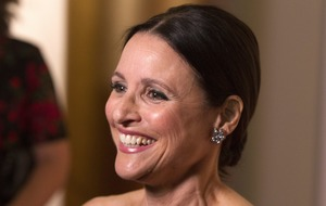 Julia Louis-Dreyfus receives top comedy award
