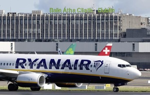 Ryanair profits knocked by higher fuel costs and strikes