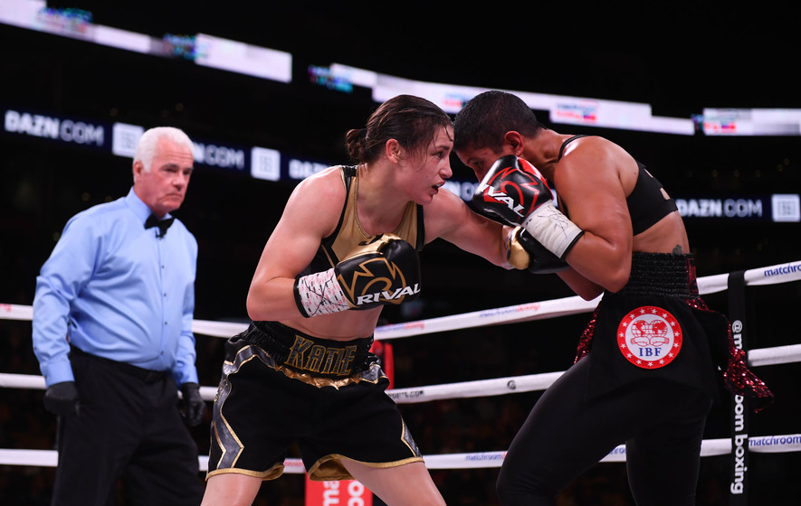 Katie Taylor: Amanda Serrano Doing Everything To Avoid Me