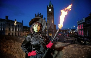 The origins of Halloween and why Derry is today's scare-fest central