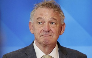 Peter Casey: Derry-born candidate has become known for controversial comments
