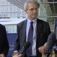 David Trimble among Brexiteers who meet EU negotiator