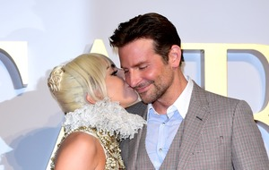 Lady Gaga and Bradley Cooper battling for number one spot