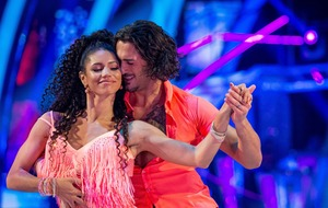 Vick Hope: I am gutted to be out of Strictly