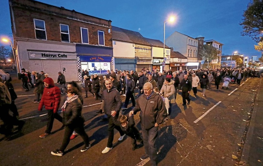 Shankill Road, Belfast - Book Tickets & Tours | GetYourGuide